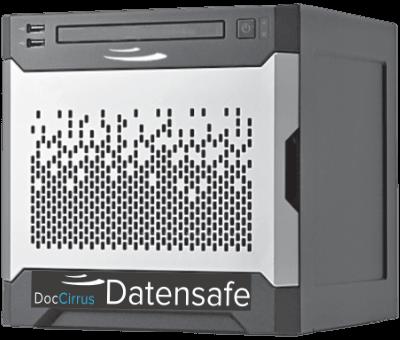 Datensafe Praxisserver