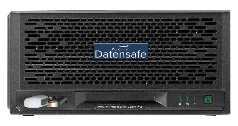 datensafe-arztpraxis-server