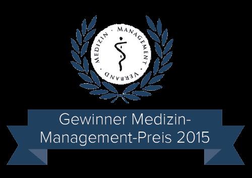 Medizin Management Preis Logo