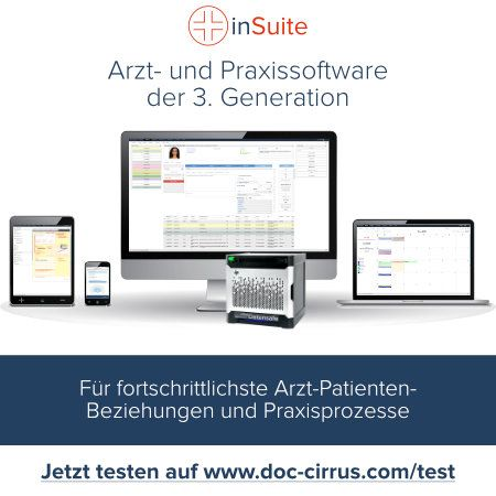 Doc Cirrus Software testen