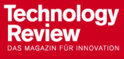 logo technology review fokus medizintechnik