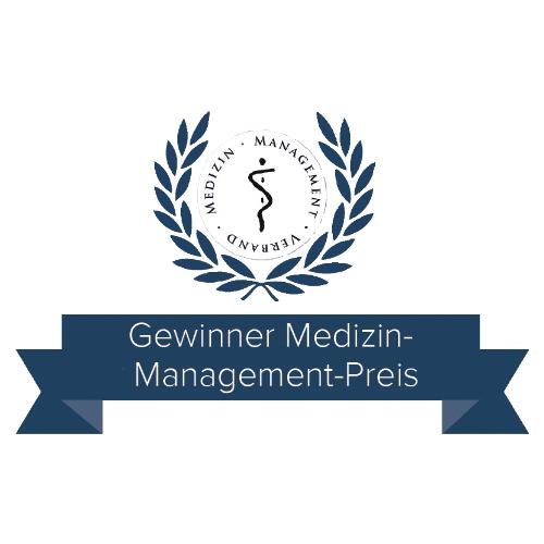 Gewinner Medizin Management Preis